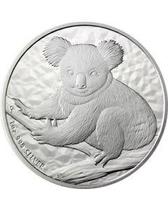 Australia Koala 1 oz Silbermünze 2009