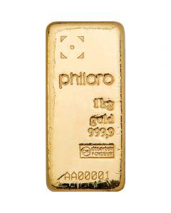 Goldbarren Philoro 1000 g