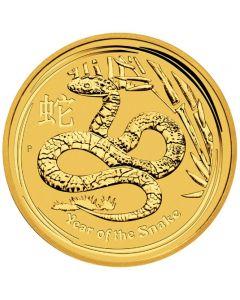Australien Schlange 1oz Goldmünze 2013