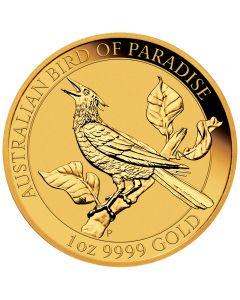 Australien Bird of Paradise 1 oz Goldmünze 2019
