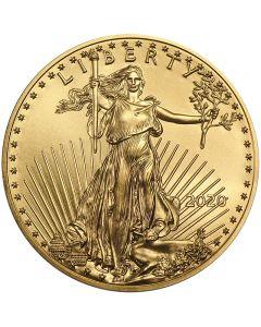 American Eagle 1oz Goldmünze 2020
