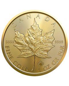 Maple Leaf 1 oz Goldmünze 2020