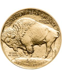 USA American Buffallo 1 oz Goldmünze 2015