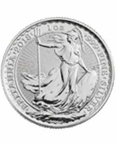 Großbritannien Britannia 1 oz Platinmünze