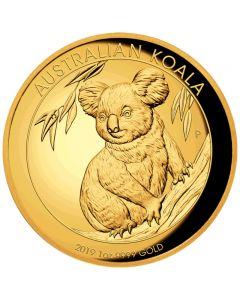 Gold Koala 1 oz Goldmünze 2019