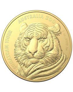Australien Sumatran Tiger 1 oz Goldmünze 2020