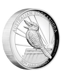 Australien Kookaburra 1 oz Silbermünze 2020