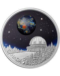 Universe-Silber 1 oz Silbermünze 2020