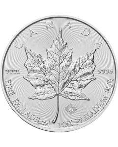 Meaple Leaf Kanada 1 oz Palladiummünze