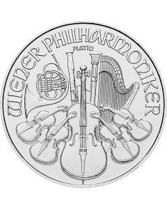 Österreich Wiener Philharmoniker 1 oz Platinmünze